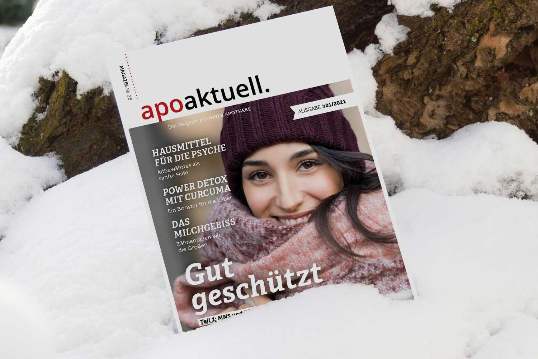 Eichberg Apotheke APOaktuell Frühling 2017