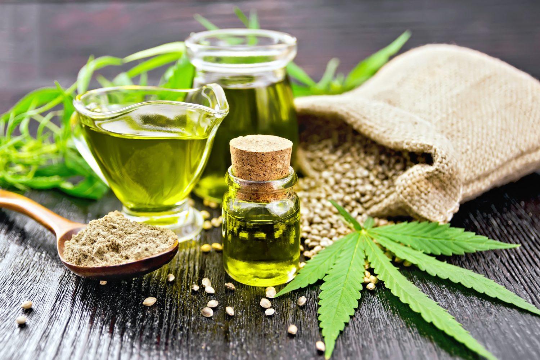 Cannabis-Samen