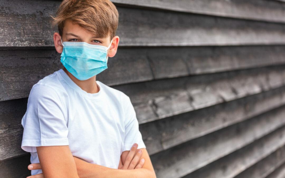Kindheit in der Pandemie